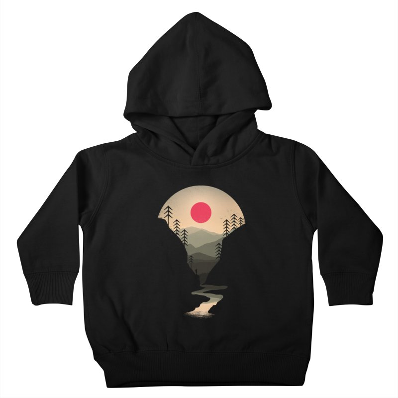 Exploring Earth Kids Toddler Pullover Hoody by Rocketman