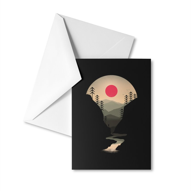 Exploring Earth Accessories Greeting Card by Rocketman