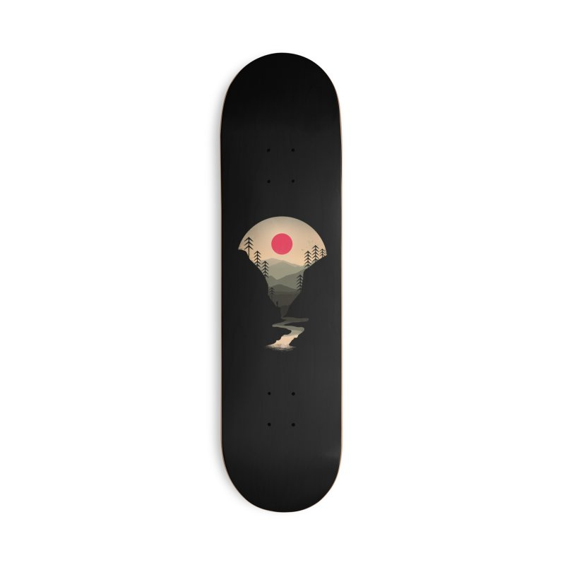 Exploring Earth Accessories Skateboard by Rocketman