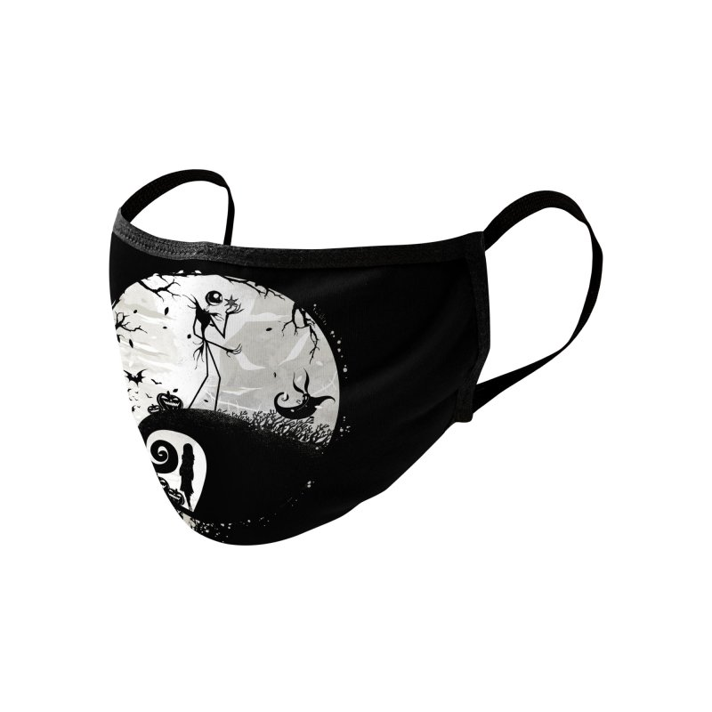Whats this Accessories Face Mask by Rocketman