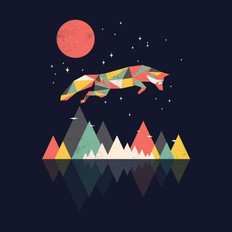 Wild as a fox Men's T-Shirt by Rocketman