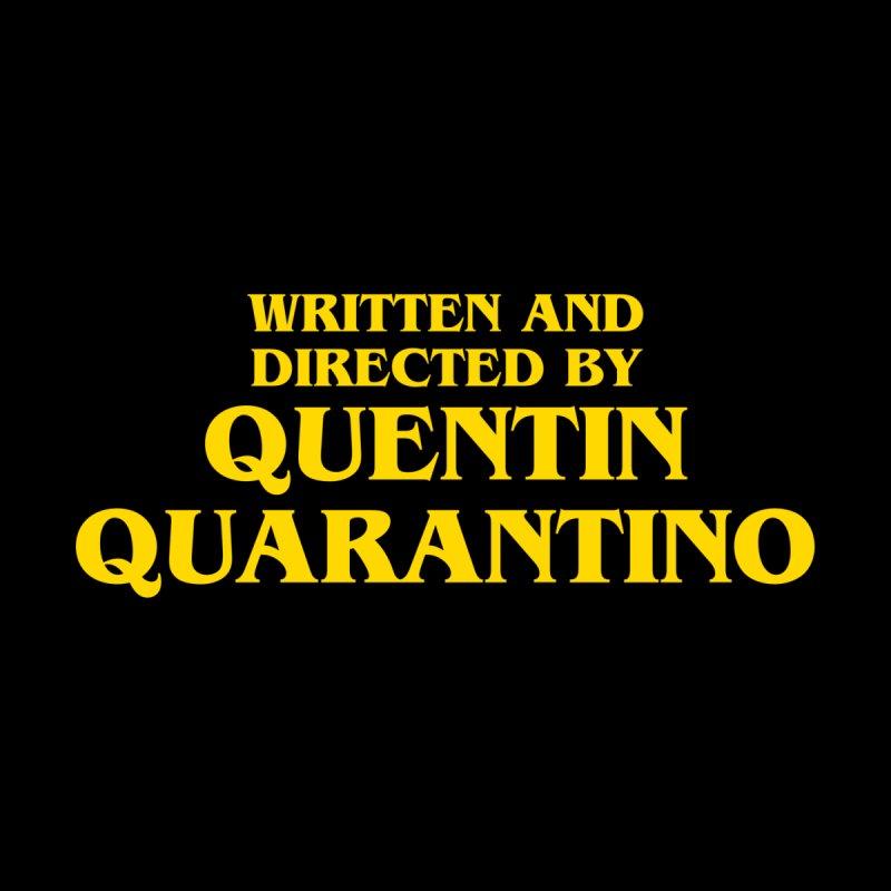 Quentin Quarantino Kids Baby T-Shirt by Rocketman
