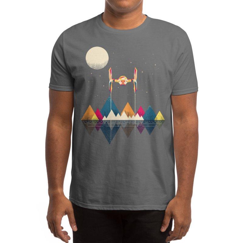 Classic Fighter Men's T-Shirt by Rocketman