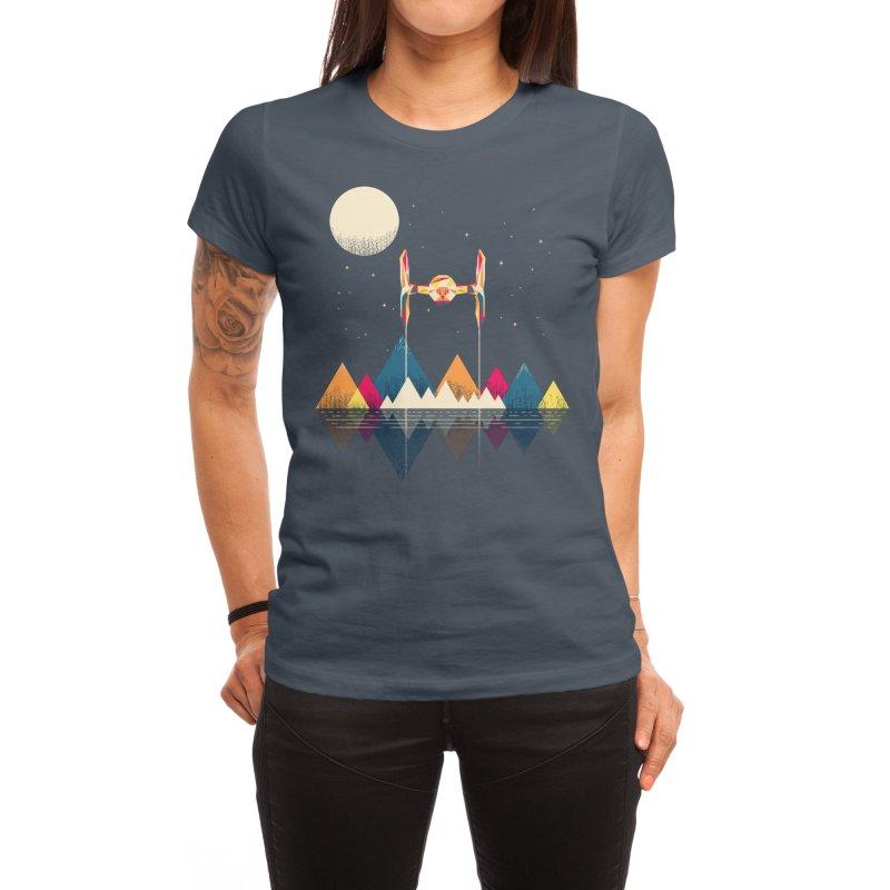 Classic Fighter Women's T-Shirt by Rocketman