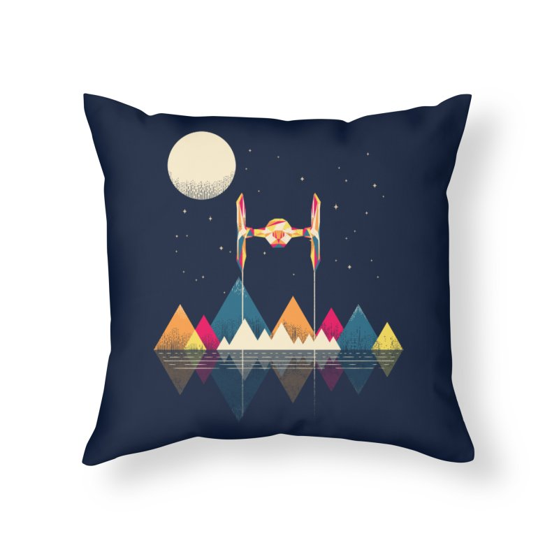 Classic Fighter Home Throw Pillow by Rocketman