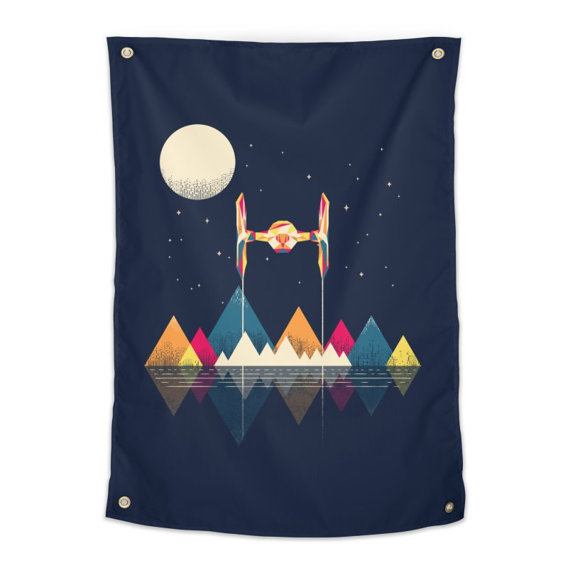 Classic Fighter Home Tapestry by Rocketman