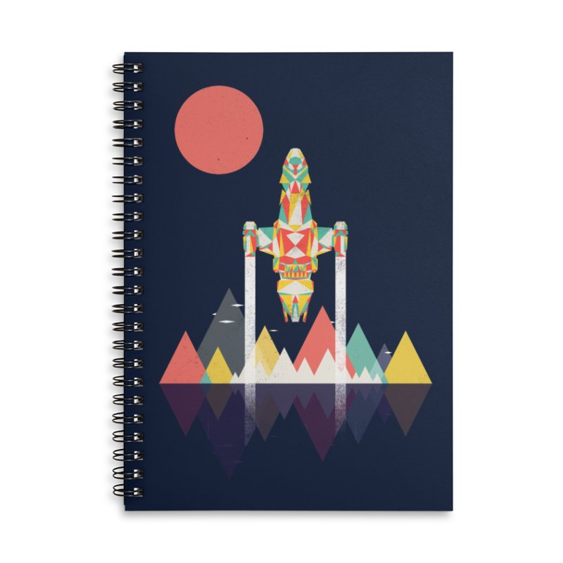 Serenity of Firefly Accessories Notebook by Rocketman