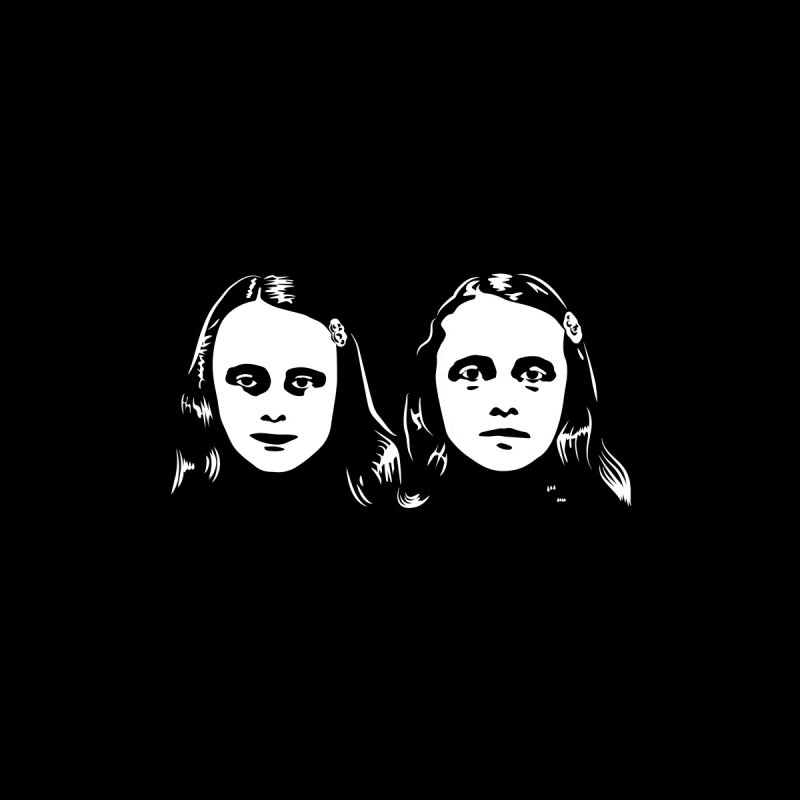 The Shining Twins - Face Mask Accessories Neck Gaiter by Rocketman