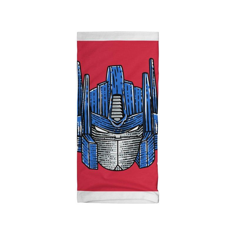 Prime Accessories Neck Gaiter by Rocketman
