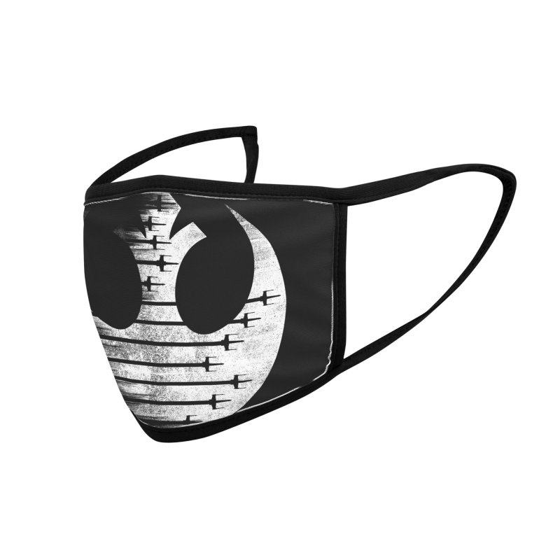 Rebel Forces Accessories Face Mask by Rocketman