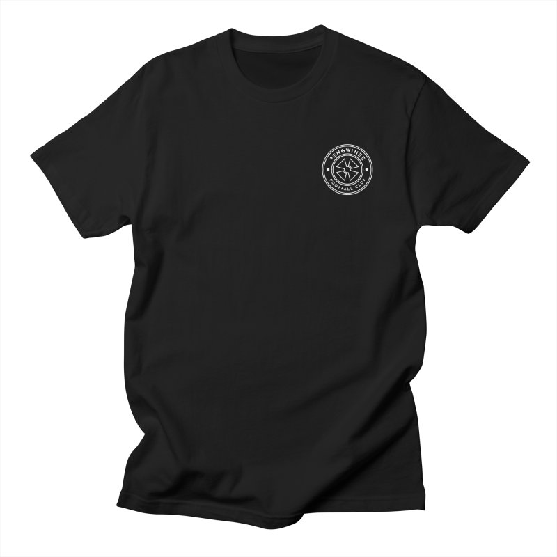 PENGWIN TEAM LOGO ON YOUR HEART Men's T-Shirt by THE PENGWIN OFFICIAL STORE