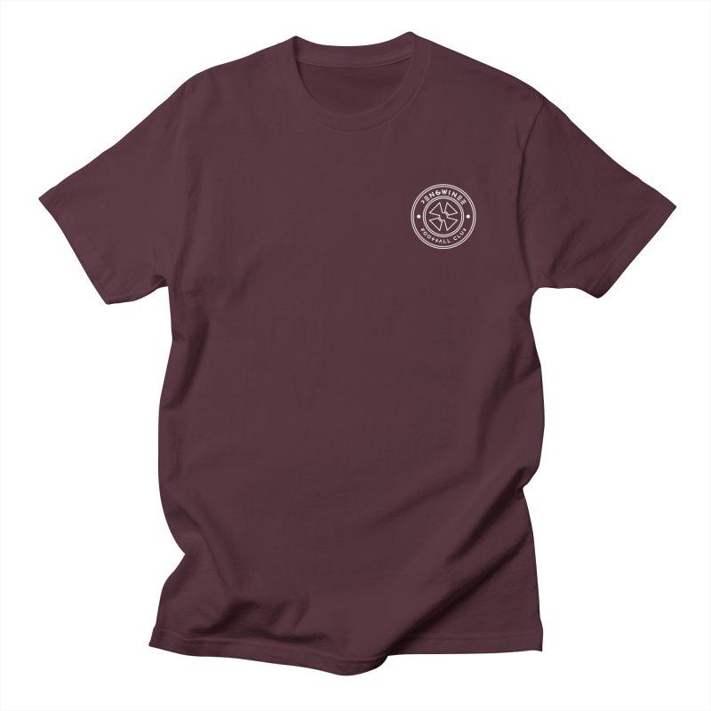 PENGWIN TEAM LOGO ON YOUR HEART Women's Regular Unisex T-Shirt by THE PENGWIN OFFICIAL STORE