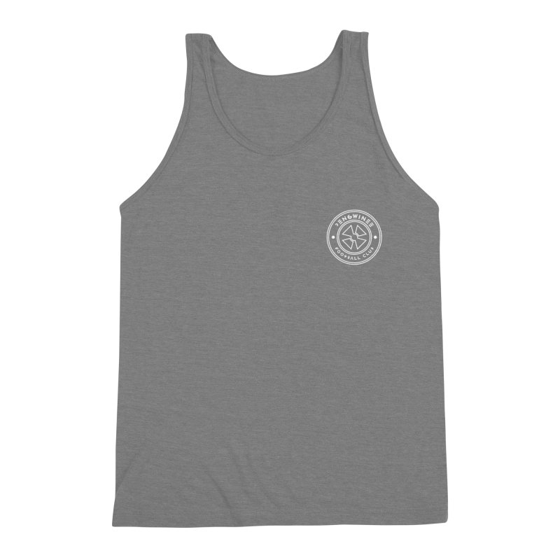 PENGWIN TEAM LOGO ON YOUR HEART Men's Tank by THE PENGWIN OFFICIAL STORE