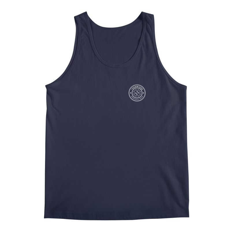 PENGWIN TEAM LOGO ON YOUR HEART Men's Regular Tank by THE PENGWIN OFFICIAL STORE
