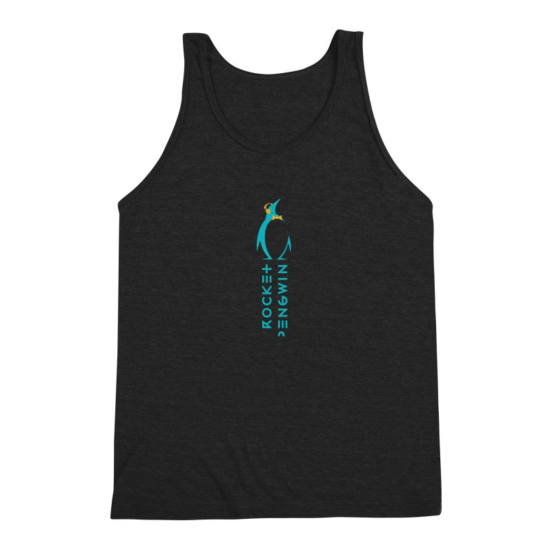 BIG LOGO OF THE PENGWIN Men's Tank by THE PENGWIN OFFICIAL STORE