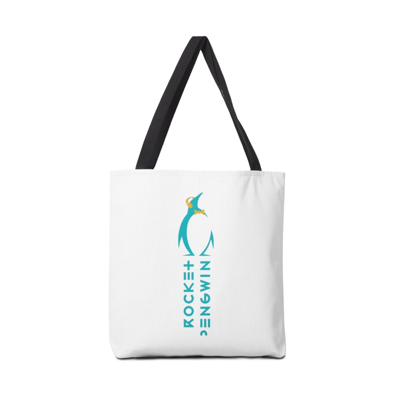 BIG LOGO OF THE PENGWIN Accessories Tote Bag Bag by THE PENGWIN OFFICIAL STORE