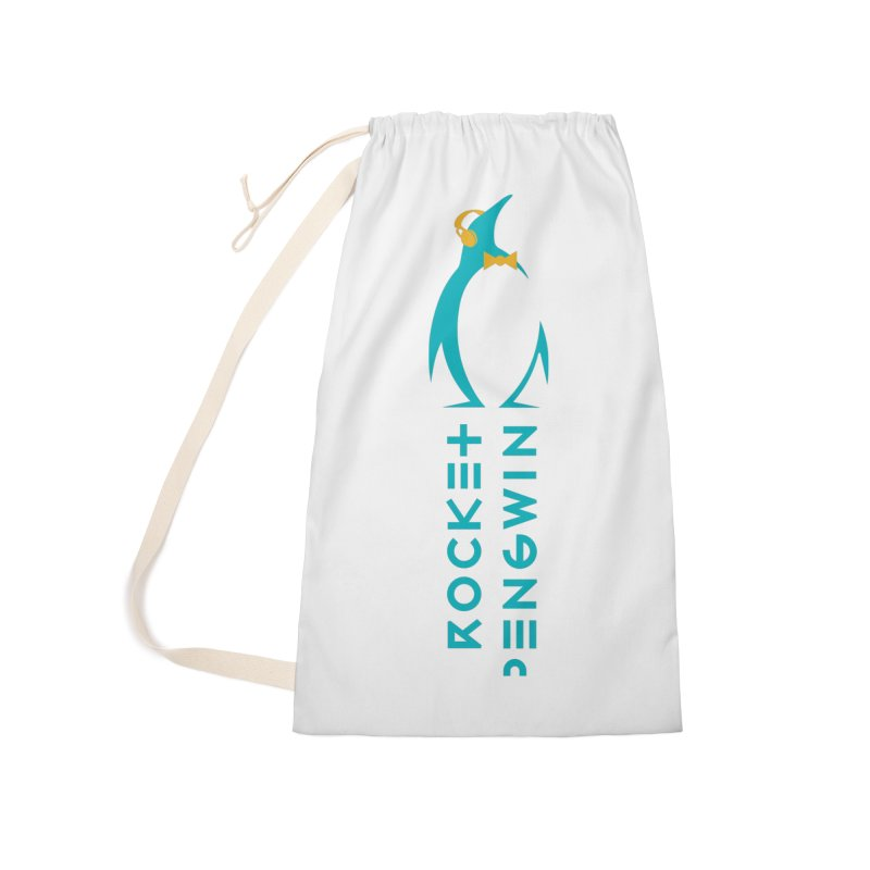 BIG LOGO OF THE PENGWIN Accessories Laundry Bag Bag by THE PENGWIN OFFICIAL STORE