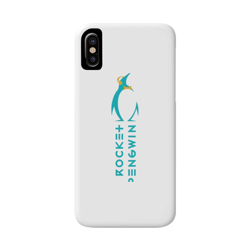 BIG LOGO OF THE PENGWIN Accessories Phone Case by THE PENGWIN OFFICIAL STORE