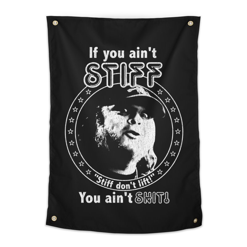 Johnny Stiff Home Tapestry by Rocks Off Designs