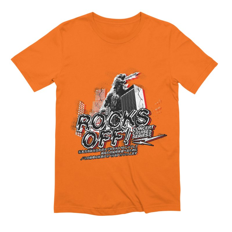 Rocks Off 2018 Men's Extra Soft T-Shirt by Rocks Off Designs