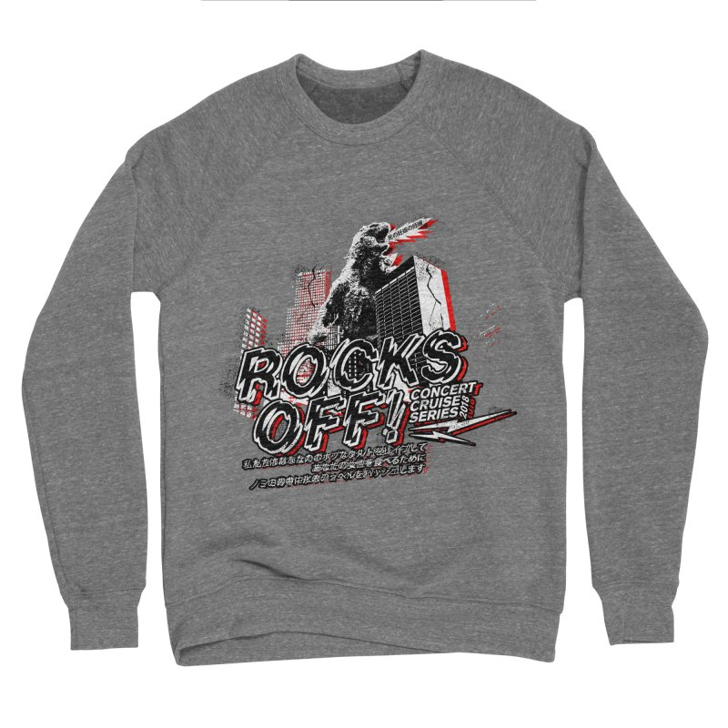 Rocks Off 2018 Women's Sponge Fleece Sweatshirt by Rocks Off Designs
