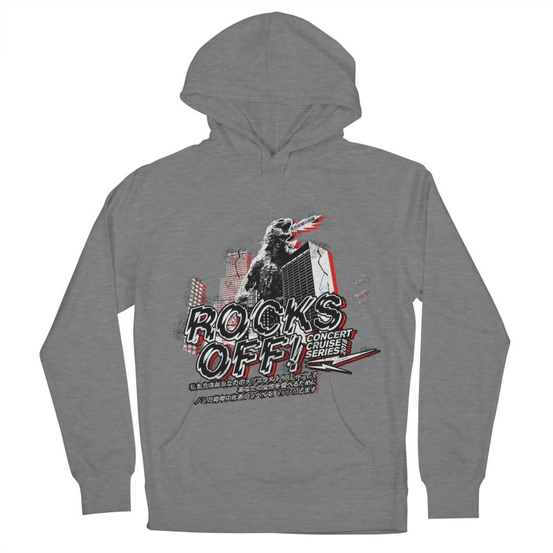 Rocks Off 2018 Men's French Terry Pullover Hoody by Rocks Off Designs