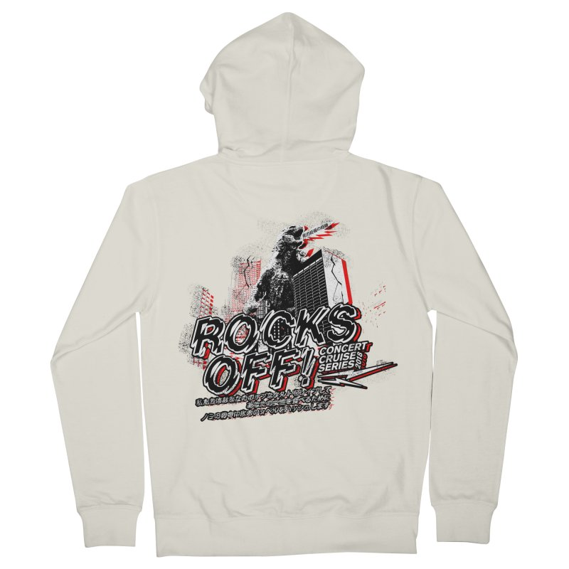 Rocks Off 2018 Women's French Terry Zip-Up Hoody by Rocks Off Designs