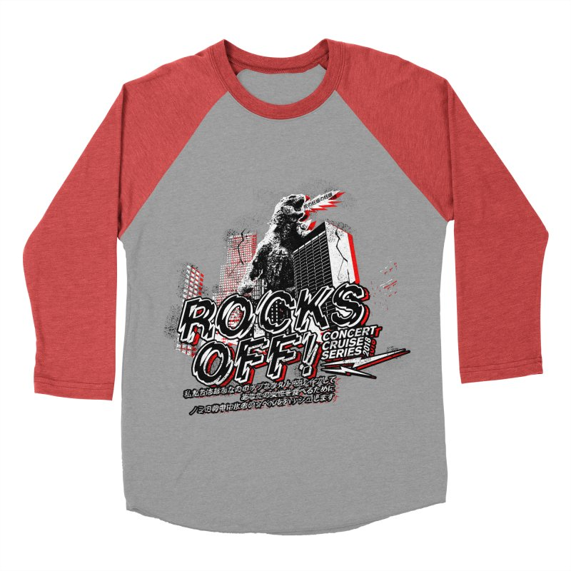 Rocks Off 2018 Men's Longsleeve T-Shirt by Rocks Off Designs
