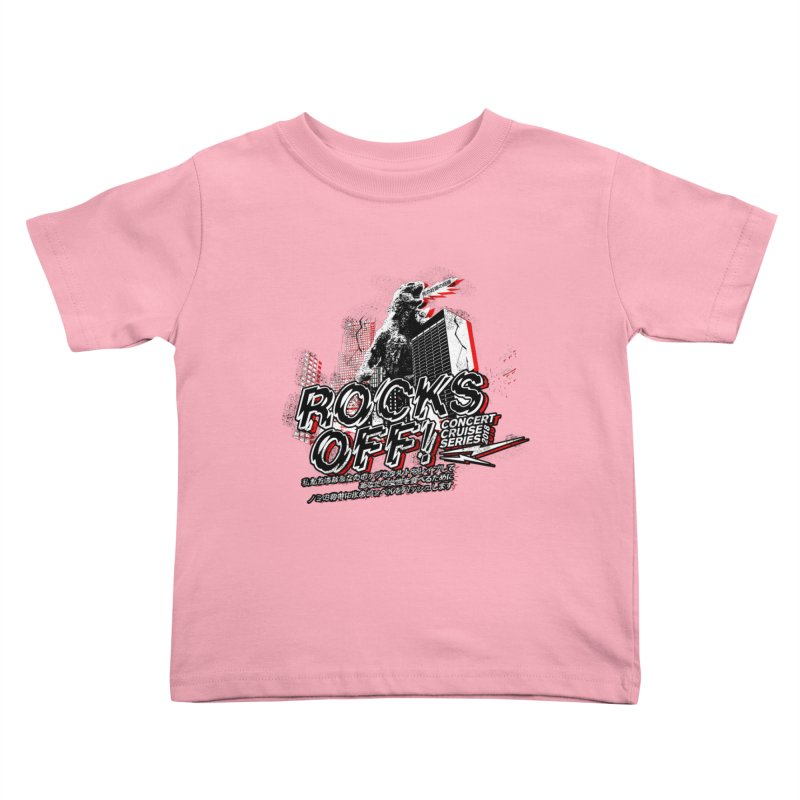 Rocks Off 2018 Kids Toddler T-Shirt by Rocks Off Designs