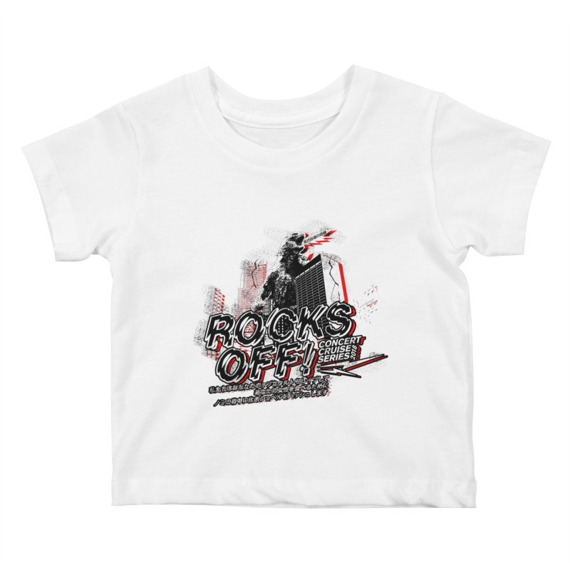 Rocks Off 2018 Kids Baby T-Shirt by Rocks Off Designs