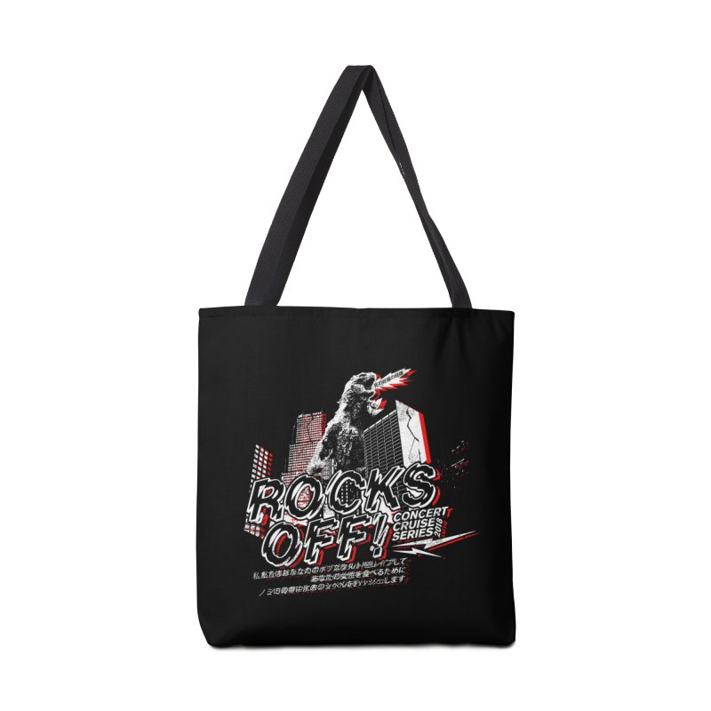 Rocks Off 2018 Accessories Tote Bag Bag by Rocks Off Designs