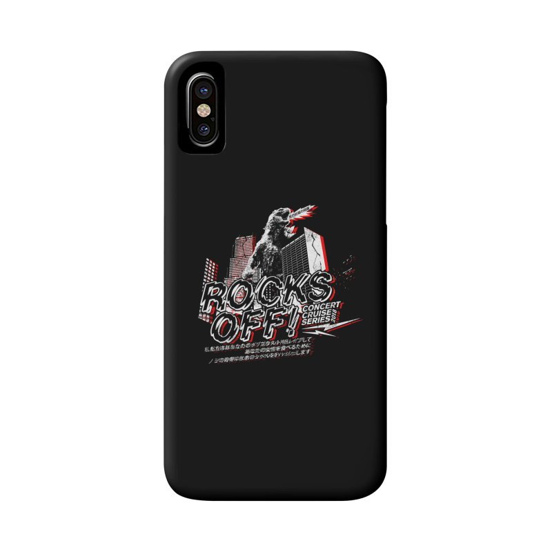 Rocks Off 2018 Accessories Phone Case by Rocks Off Designs