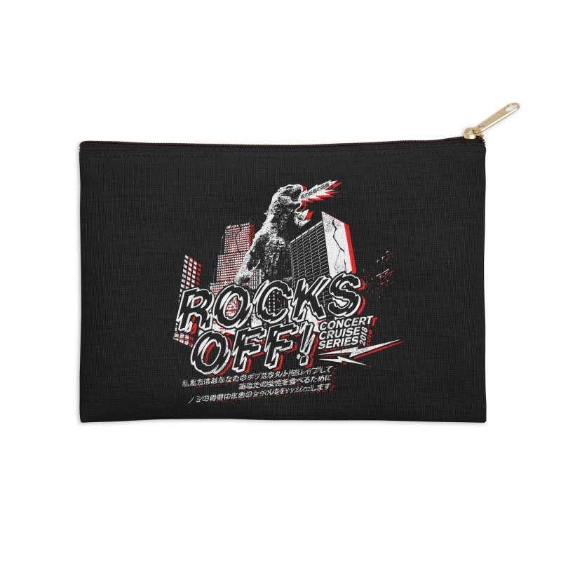 Rocks Off 2018 Accessories Zip Pouch by Rocks Off Designs