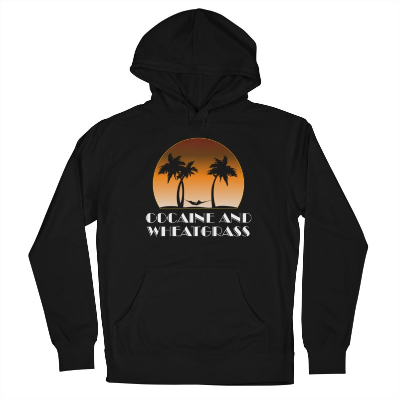 Cocaine & Wheatgrass Men's Pullover Hoody by Rocks Off Designs