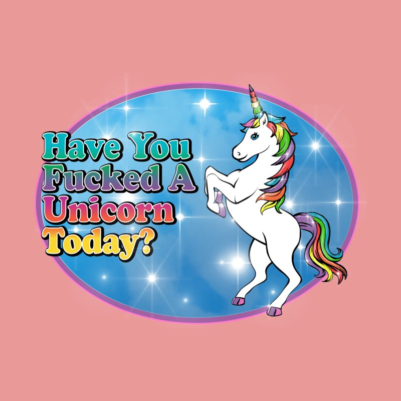 Unicorn Love Women's T-Shirt by Rocks Off Designs