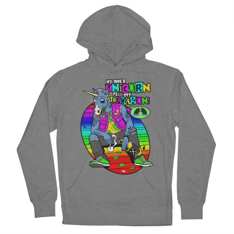 My Inner Unicorn Women's Pullover Hoody by Rocks Off Designs