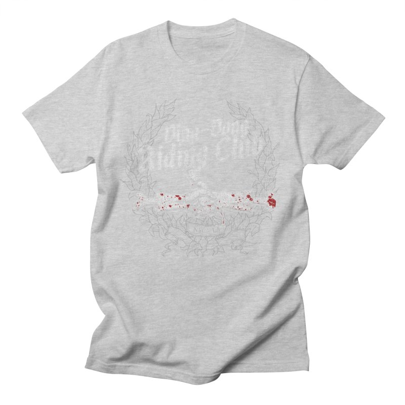 Ding-Dong Riding Club Women's Regular Unisex T-Shirt by Rocks Off Designs