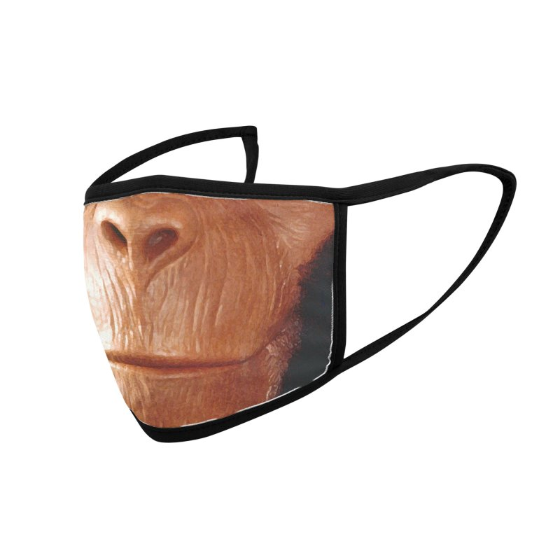 APE FACE Accessories Face Mask by Rocks Off Threads