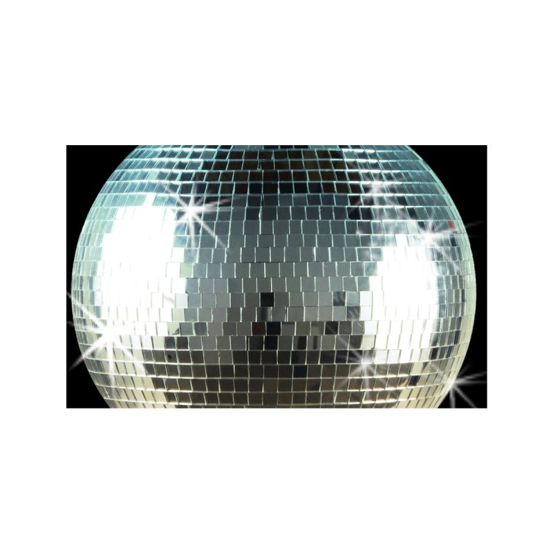 DISCO BALL Accessories Face Mask by Rocks Off Threads