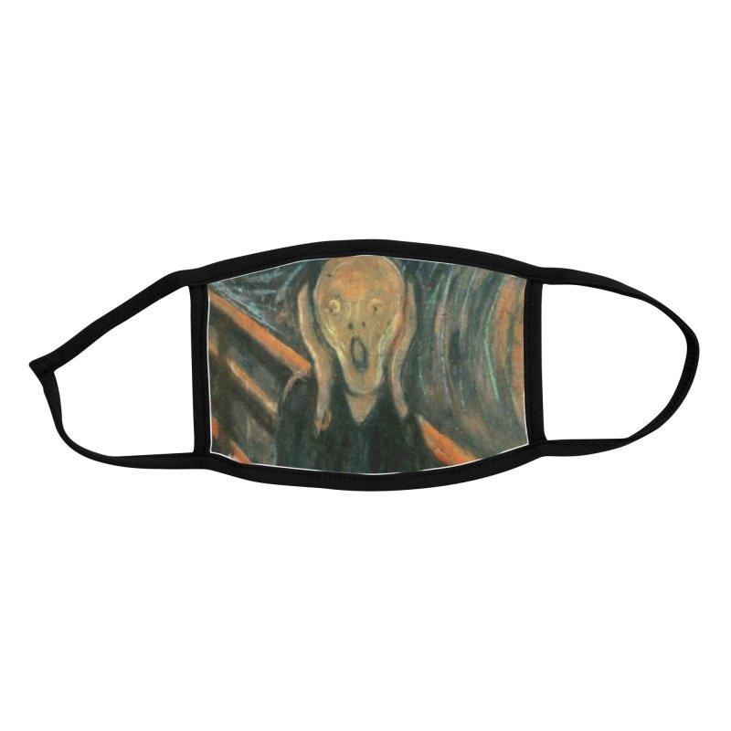 SCREAM Accessories Face Mask by Rocks Off Threads