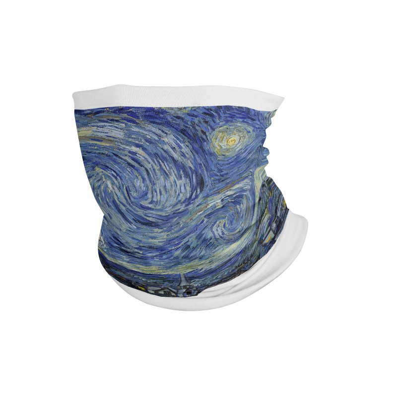 STARRY NIGHT Accessories Neck Gaiter by Rocks Off Threads
