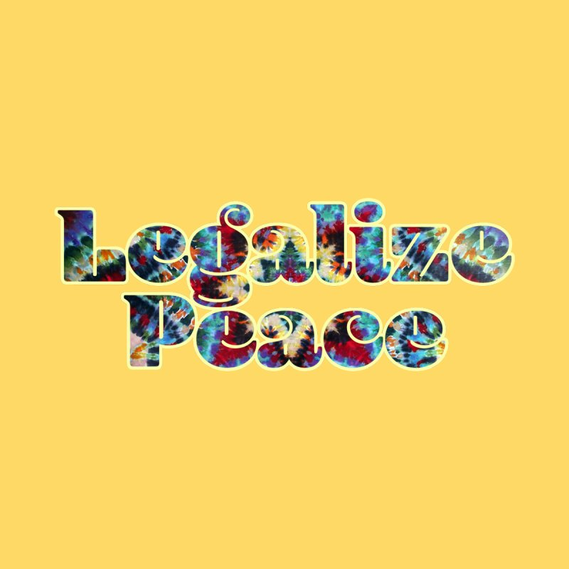 LEGALZIE PEACE Kids T-Shirt by Rocks Off Threads