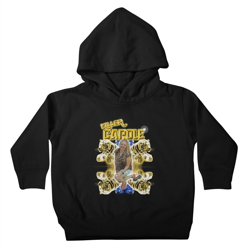 KILLER CAROLE Kids Toddler Pullover Hoody by Rocks Off Threads