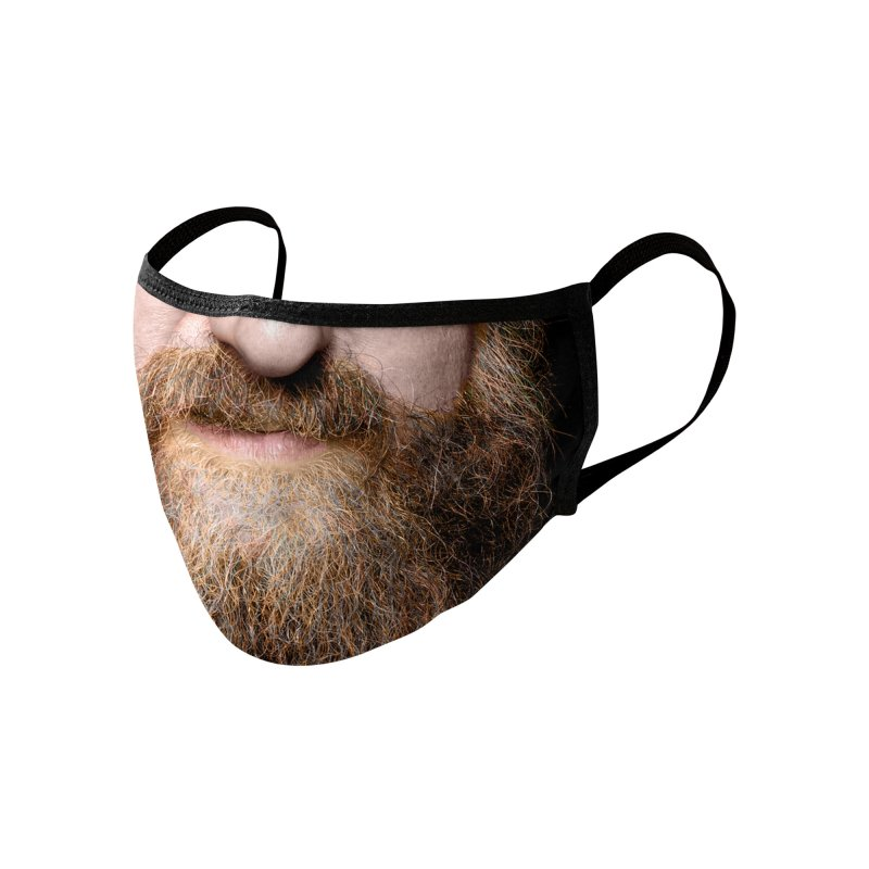 THE BRIAN POSEHN Accessories Face Mask by Rocks Off Threads