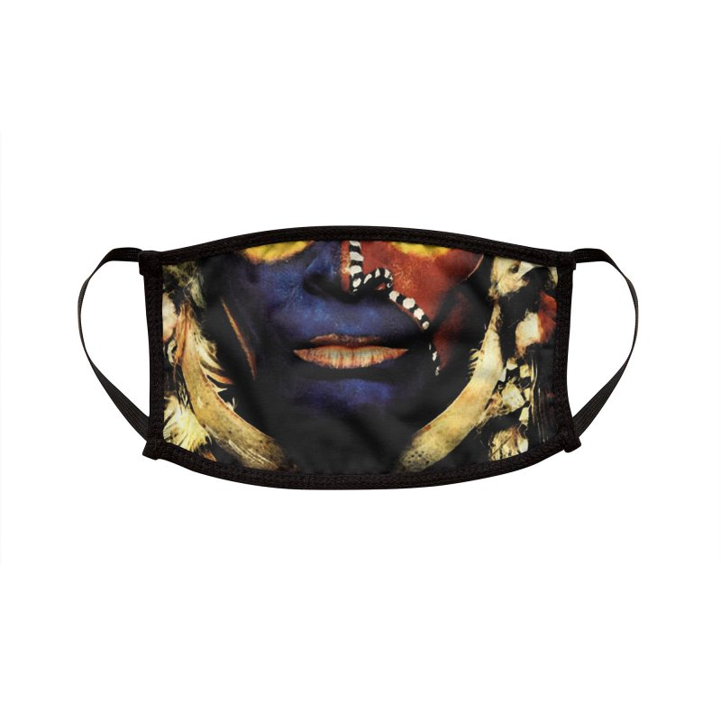 A BOTTLE OF ANYTHING... TO GO! Accessories Face Mask by Rocks Off Threads