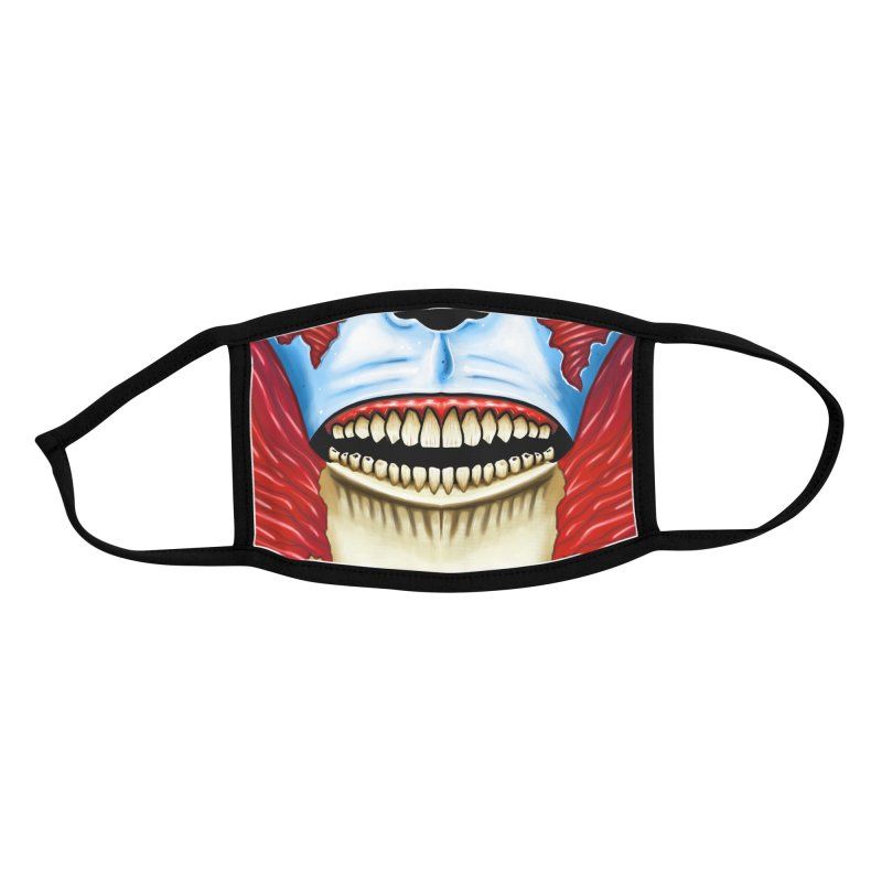 KICK ASS & CHEW BUBBLEGIUM Accessories Face Mask by Rocks Off Threads