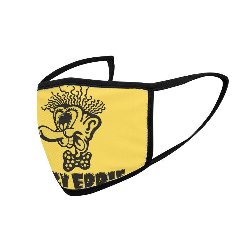 CRAZY EDDIE Accessories Face Mask by Rocks Off Threads