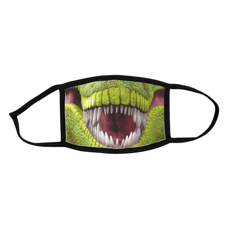 T REX BABY Accessories Face Mask by Rocks Off Threads