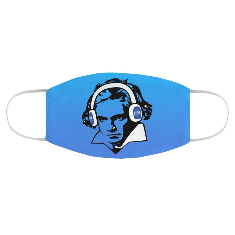ELECTRIC BEETHOVEN Accessories Face Mask by Rocks Off Threads