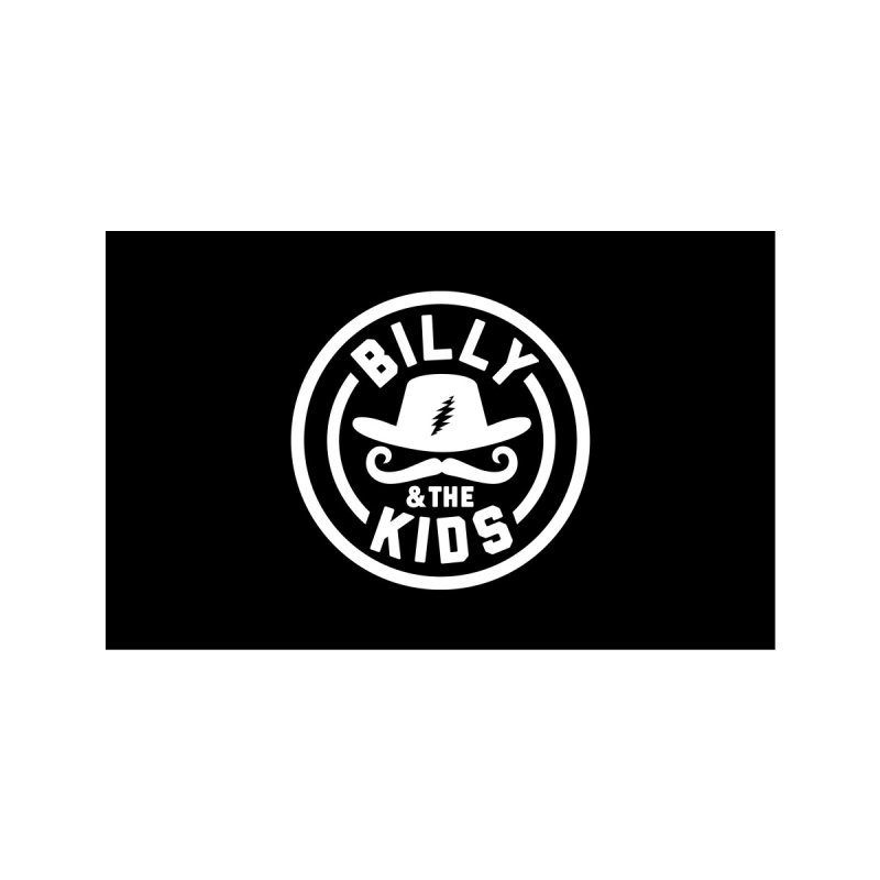 Billy & the Kids: Classic Logo Accessories Face Mask by Rocks Off Threads